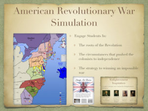 American Revolution Lesson Plan